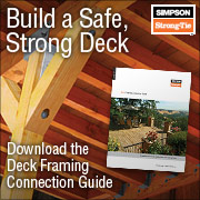 Deck Framing Guide
